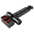 AKM Fiber Optic Rear Sight By Kensight