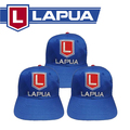 CLOSE OUT PRICE! Adj. Lapua Caps, Lot of 3 caps for $12