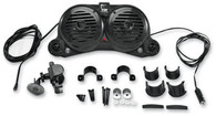 4035A - Amplified Four Speaker Sound Wedge - Trail Tunes - UTV/ATV Sound System