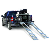 Solid Arched Aluminum Loading Ramps