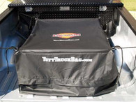 BLACK WATERPROOF TUFF TRUCK BAG