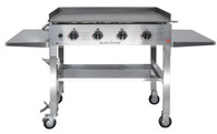 "36"" Griddle Cooking Station in Stainless Steel"