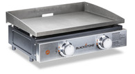 "22"" Tabletop Griddle (with Stainless Steel front plate)"