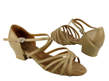 VERSATILE NEUTRAL STRAPPY SANDAL UNDERARCH STRAP ADDS SUPPORT