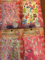 Pediatric Printed Face Masks for girls 5-12 years -case of 100