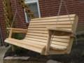 5' Cypress Porch Swing ($55 Shipping)