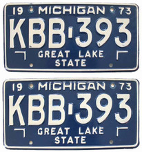 Both Plates in Very Good Condition.