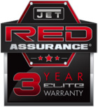 JET Elite 3-Year Warranty
