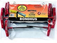 Bondhus 2.0-10 mm Hex End Key Set - 13387