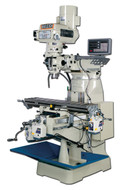 "Baileigh Vertical Milling Machine, 9"" x 42"" - VM-942-1"