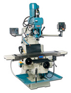 "Baileigh Vertical Milling Machine, 12"" x 58"" - VM-1258-3"