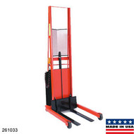 Wesco Fork Model Powered Stackers