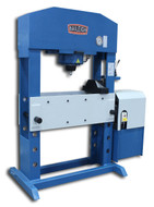 Baileigh Hydraulic H-Frame Press, 110 Ton - HSP-110M-HD