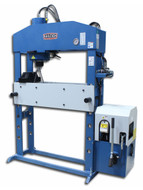 Baileigh Hydraulic Shop Press, 66 Ton - HSP-66M-HD