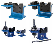 Interstate CNC Toolholder Tightening Fixtures