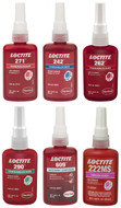 Loctite Threadlockers and Retaining Compounds