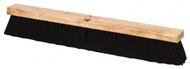 """PRO-SOURCE Natural Fiber Indoor Broom, 24"""" Wide Head - 62-604-4"""