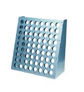 Precise 5C Collet Holder Rack, Holds 72 Collets - 150-072