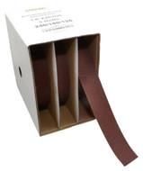 "Tru-Maxx Shop Rolls, Assortment Pack, 1-1/2"" Width, 120/180/240 Grit - 64-169-6"