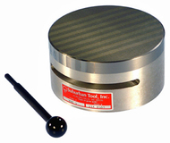 "Suburban Round Magnetic Chuck, Standard Pole, 5-1/2"" - RMC-5"