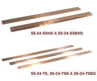 Suburban Steel Straight Edges