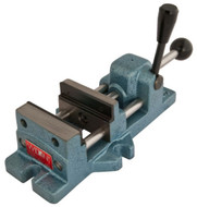 """Wilton Cam Action Drill Press Vise #1204, 4"""" Jaw Width - 13401-1"""