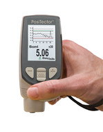 Defelsko PosiTector 6000 Coating Thickness Gage with F Probe - 6000-F3