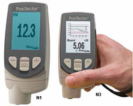 Defelsko PosiTector 6000 Coating Thickness Gages with N Probe