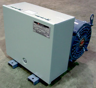 Cedarberg Heavy Duty Rotary Type Phase Converter, Model 75, 7-1/2 HP - 8100-004
