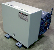 Cedarberg Heavy Duty Rotary Type Phase Converters