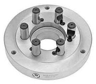 Back plate D Taper for Bison 5in Chucks D1-8 Finished - 7-878-058