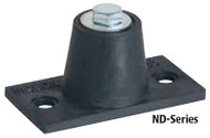 Mason Industries Neoprene Floor Mount Vibration Isolators