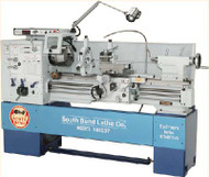 "South Bend 16"" x 40"" 3-Phase EVS Toolroom Lathe with DRO - SB1038F"