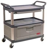 Rubbermaid X-TRA Instrument Cart - 63-241-4