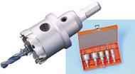 Champion Rotobrute CT7 Carbide Tipped Hole Cutter Sets