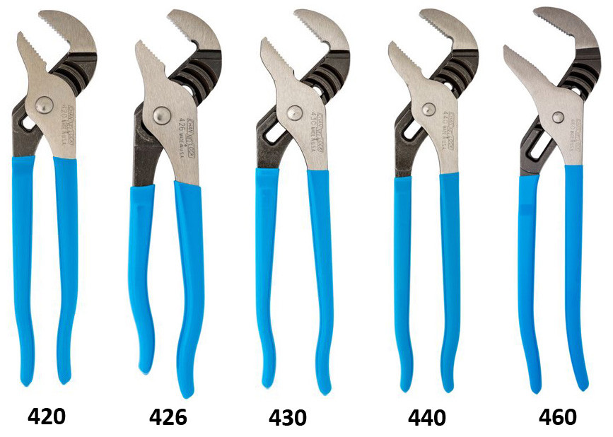 """Channel Lock 426 6.5 /"""" Tongue and Groove Plier"""