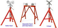 Ridgid Pipe Stands