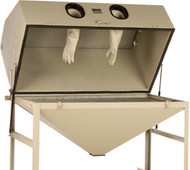 Cyclone FT6035 Top Opening Sandblast Cabinet - FT6035