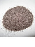 Cyclone Abrasive Blasting Media, Brown Aluminum Oxide, 60 Grit - 5021