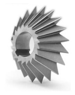 "TMX Single Angle Milling Cutter, 4"" Dia, 60º RH - 5-712-100"