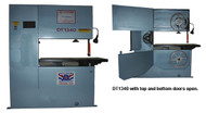 Roll-In Saw Deep Throat Vertical Band Saw DT1340