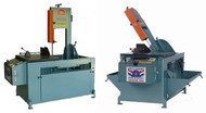 Roll-In Saw Vertical Tilt-Frame Band Saw TF1420