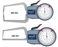 Mitutoyo Dial Caliper Gages External Measurement Type - Series 209