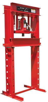 SUNEX 20 Ton Shop Press Air/Hydraulic Bottle Jack - 5220AH