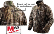 Milwaukee Camouflage Heated Jacket