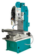 CLAUSING/Ibarmia Series F Geared-drive Prismatic-column Drills
