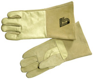 Steiner P750 Premium Grain Pigskin MIG Welding Gloves (Pack of 6)