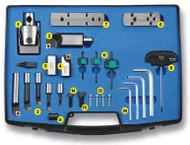 PINZBOHR BohrSTAR 170 Boring Head Rhombic Insert Kit - 6991230