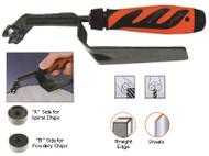 SHAVIV Mango ll Set Burr-BI Heavy Duty Sheet Cleaner W/Protective Hand Guard - 90095