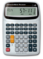 Calculated Industries Construction Master Pro-Desktop - 44080